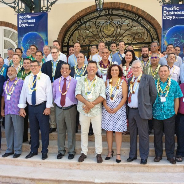 Pacific Business Days by RPPS