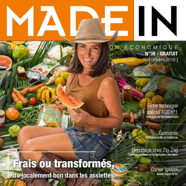 Sortie du Made In n° 38